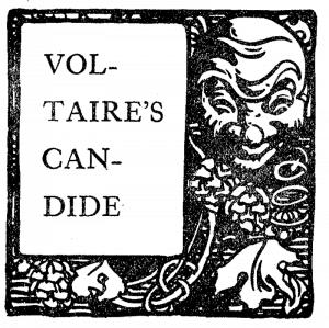 Candido o l'ottimismo di Voltaire