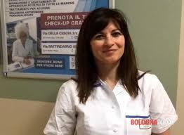 S. Fortunato, infermiera Bologna e curatrice libro ( fonte immagine Bologna Today