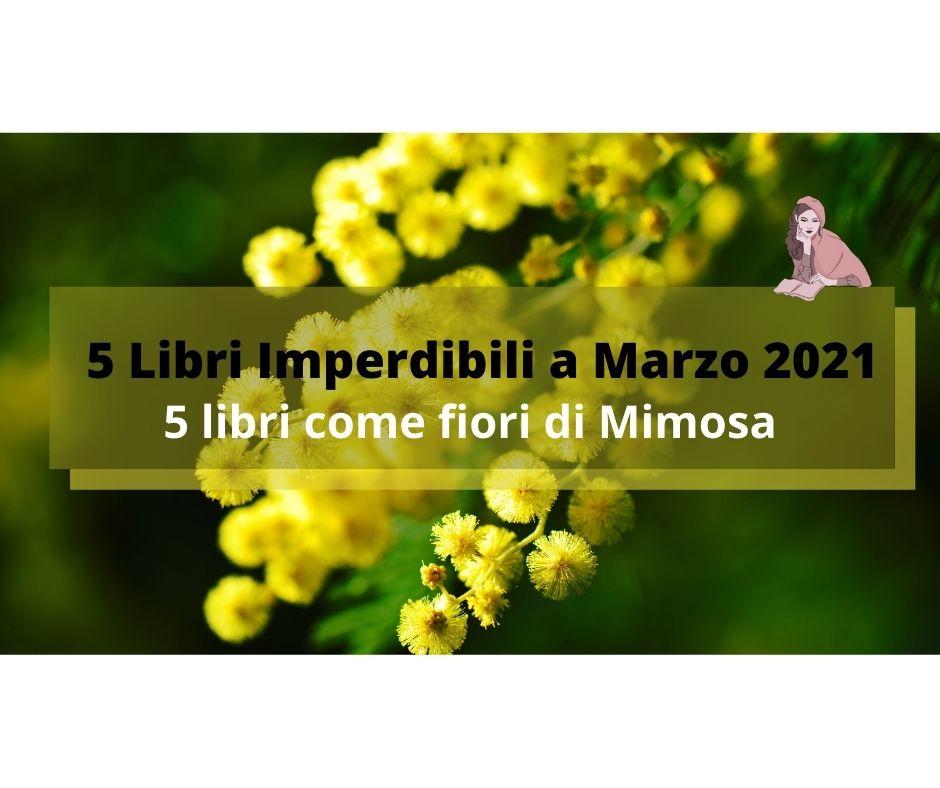 5 Libri come fiori di Mimosa